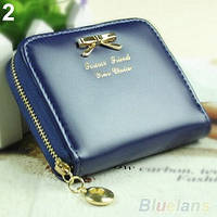 Женский кошелек леди  Puese Blue, фото 1
