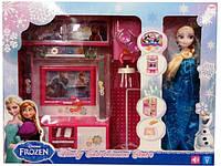 Кухонный набор с куклой Frozen QF26234FR-D