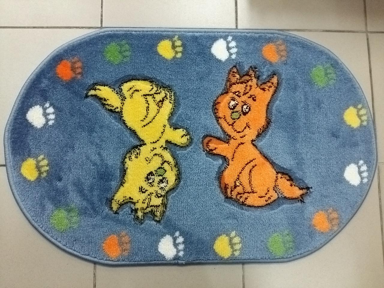 Ковер детский Angels 03356 BLUE - Konfetti Carpet в Хмельницком