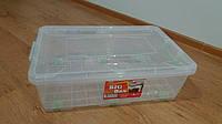 Контейнер пластиковый на колесах 30 л, фото 1