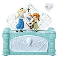 Музыкальная шкатулка Disney Frozen с Эльзой и Анной