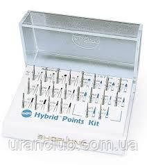 Набор алмазных инструментов Hybrid Points Kit (Гибрид Поинес Кит), SHOFU 22 бора