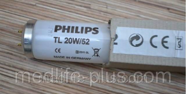 Лампа для лечения желтухи у детей Philips TL 20W/52 G13