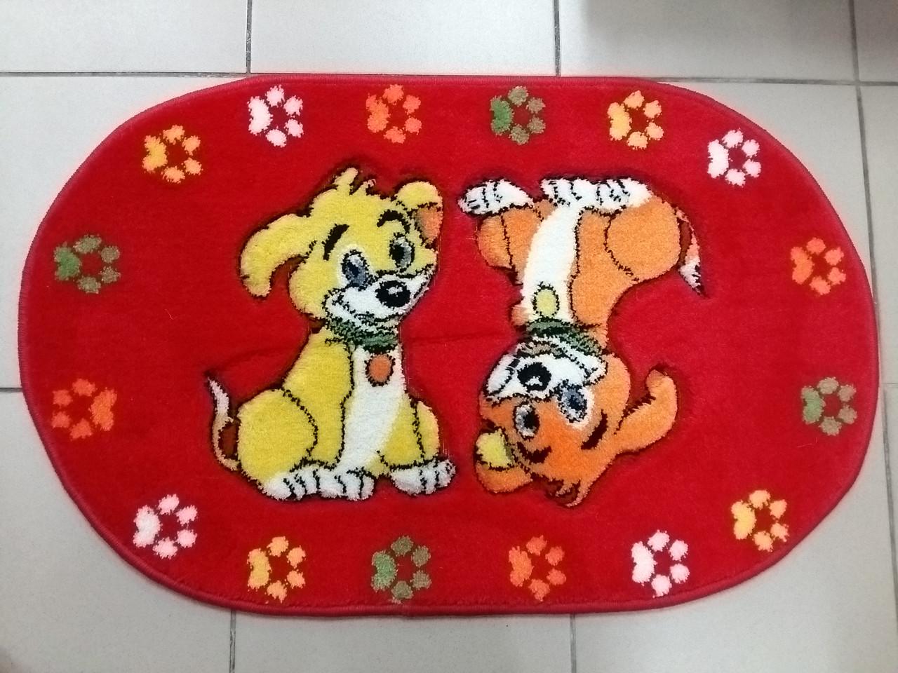 Ковер детский Angels 03353 RED - Konfetti Carpet в Хмельницком