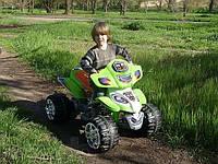 Квадроцикл детский ZP 5118(зеленый)@