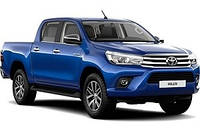 Коврики на Toyota Hilux с 2015 г.