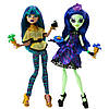 Monster High Нефера де Нил и Аманита Найтшейд Nefera de Nile and Amanita Nightshade Scream Sugar