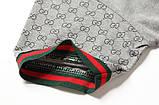 Gucci мужская футболка поло гуччи купить в Украине, фото 7