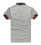 Gucci мужская футболка поло гуччи купить в Украине, фото 6