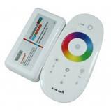 Контроллер RGB OEM 18А-2.4G-Touch белый, фото 2