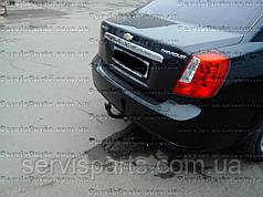 Фаркоп Chevrolet Lacetti (Шевроле Лачетті)