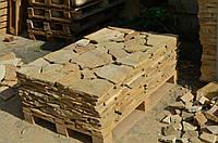 Плитняк Донецкий коричневый 10мм