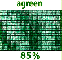 "Сетка затеняющая ""Agreen"" 6х5м 85% .Упаковка."