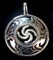 Символ Рода в Солнечном Круге 3
