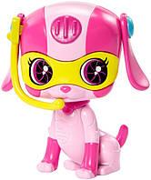 "Зверек - шпион Собачка из м/ф ""Barbie: Шпионская история"" / Barbie Spy Squad Dog Figure"