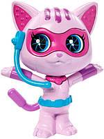 "Зверек - шпион Котик из м/ф ""Barbie: Шпионская история"" / Barbie Spy Squad Cat Figure"