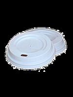 Крышки для бумажных стаканов 250 мл. (77 мм.)