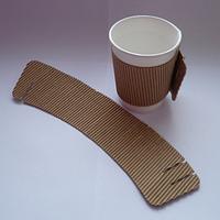 Термочехлы для стаканов (капхолдер), 100 шт.