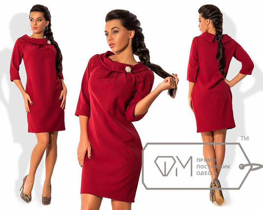 Платье с брошью, фото 2