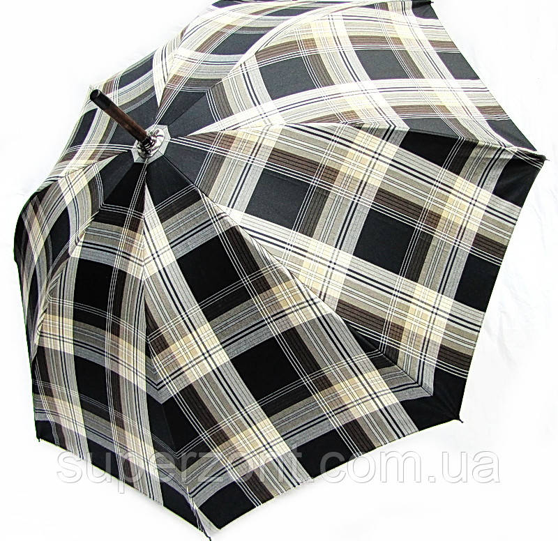 Зонт-трость мужской РУЧНАЯ СБОРКА! Doppler VIP COLLECTION 23645-1