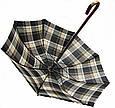 Зонт-трость мужской РУЧНАЯ СБОРКА! Doppler VIP COLLECTION 23645-1, фото 2