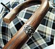 Зонт-трость мужской РУЧНАЯ СБОРКА! Doppler VIP COLLECTION 23645-1, фото 3