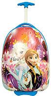 Двухколесный детский чемодан для девочки Suitcase Frozen 1