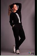 Спортивный костюм женский  батал и норма от 42 по 56 размер