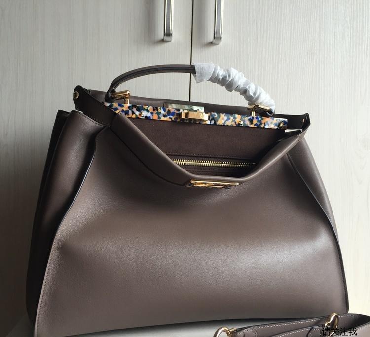 Женская сумка Fendi Peekaboo original quality