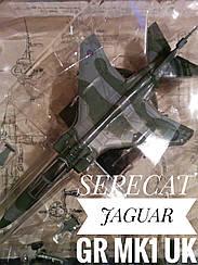 Літак Sepecat Jaguar GR Mk1 UK