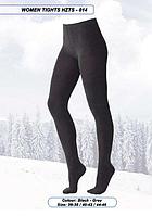 Термоколготы женские THERMOFORM HZTS-14 черный