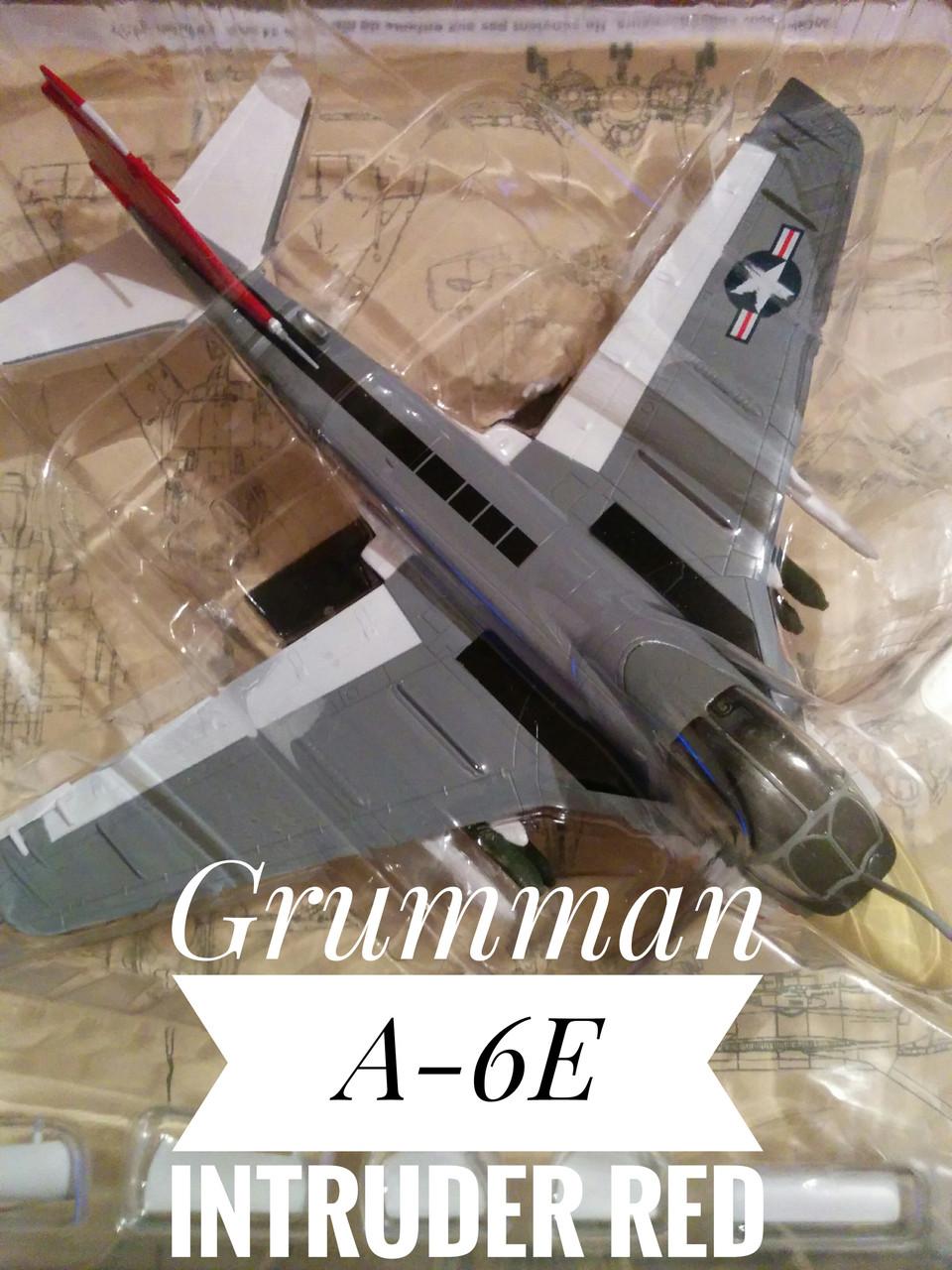 Самолет Grumman A-6E Intruder