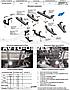 Подножки площадки для Хюндай Санта Фе 2013-2016 с окантовкой из нержавейки (стиль Ренж Ровер Спорт), фото 5