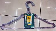 Набор вешалок для одежды металлически 10 шт. 40 см