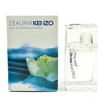L'eau Рar Kenzo Рour Femme -Туалетная вода (Оригинал) 5ml (миниатюра)