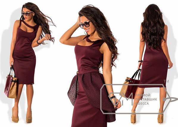 Платье со съёмной юбкой, фото 2