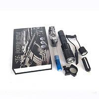 Подствольный фонарь Bailong BL-Q01A, светодиодный, удобная для охотничьего ружья, влагостойкий