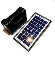 Портативная аккумуляторная система GDLite GD-8017B, с солнечной панелью, светотехника