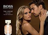 Hugo Boss The Scent For Her парфюмированная вода 100 ml. (Хуго Босс Зе Сент Фор Хё), фото 5