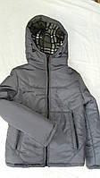 Зимняя куртка на овчине (мальчик)