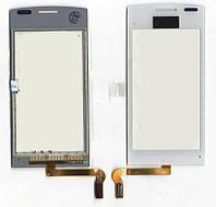 Сенсор Nokia 500 белый