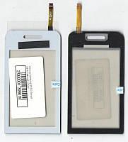 Сенсор Samsung S5230 белый (оригинал)
