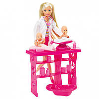 Steffi Love Штеффи детский врач Baby doctor Play set, фото 1
