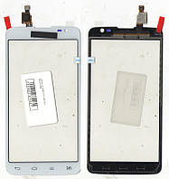 Сенсор LG D686 G Pro Lite Dual белый White