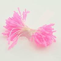 Тычинки сахарные розовые