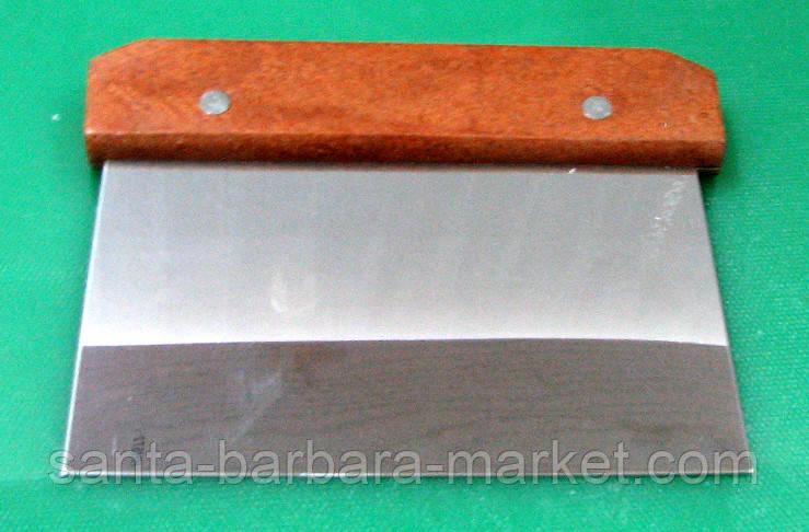 Нож-шпатель с деревянной ручкой №15981