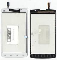 Сенсор LG D380 L80 Dual белый White AA