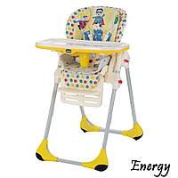 Кресло для кормления высокое Polly 2 в 1 ТМ CHICCO Energy Италия