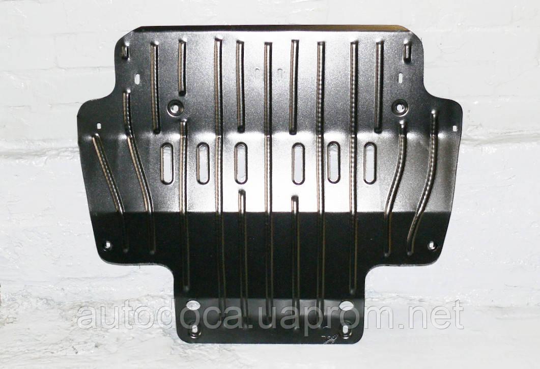 Защита картера двигателя и кпп Nissan Primastar 2001-