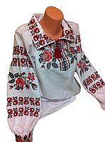 "Вишита жіноча блузка ""Лоррі"" (Вышитая женская блузка ""Лорри"") BT-0010"